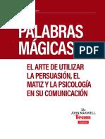 JMT MagicWords Esp WL