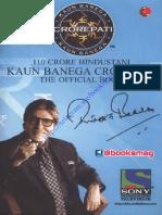 110 Crore Hindustani_ Kaun Bane - Siddhartha Basu