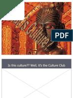 What is Culture Daniels
