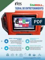 Sistema Multimedia para Ecuador y la región
