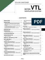 Vtl - Ventilation System