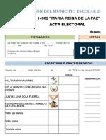 Copia de Diseño de Acta Electoral 1