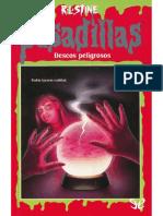 30 - Deseos peligrosos - R. L. Stine.pdf