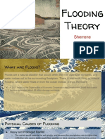 Flooding Theory as Geography