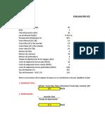 Evaluacion Economica Del Plan de Minado