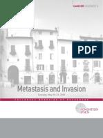 Metastasis and Invasion