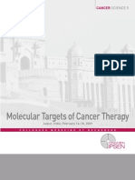 Molecular Targets of Cancer Therapy
