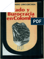 Uricoechea Estado y Burocracia cap.4.pdf