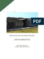 Patologia de Las Edificaciones Entrega Abad - Lumbres