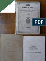 Guía de Sevilla 1851