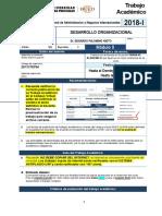 Desarrollo Organizacional Gabo