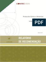 Relatorio PCDT Leiomioma de Utero CP 35 2017 1