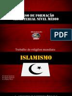 religiões mundiais(islã)