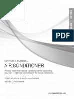 LG Air Conditioner Manual