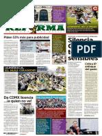 Reforma, 18 de diciembre 2018