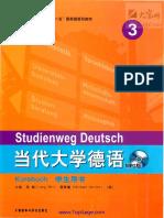 当代大学德语 学生用书 第3册[Www.topsage.com]