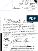 Avis du Conseil d'État du 7 août 1914