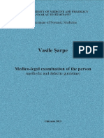 Sarpe v. ML Examination of the Person