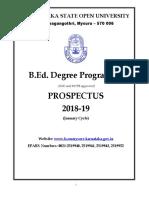 B_Ed_ Prospectus (Eng_) 2018-19 (22_11