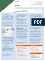 Factsheet_ProstateEnlargement_2010