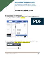 eBook 2 Panduan Isi Saldo Iklan Facebook