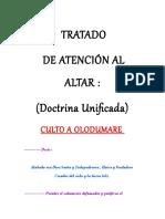 Tratado de Umbanda Cruzada  ATENCIÓN A LOS ORISHAS.rtf