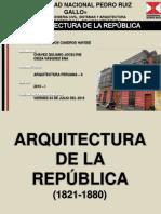 Arquitectura de La Republica
