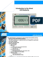 AVR Butterfly Introduction