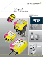 Brochure ATEX Schischek Products Ex Proof Info en Najvaznije