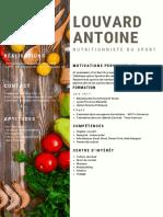 cv nutrition