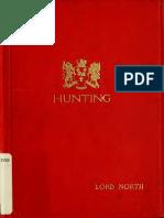 North Hunting 1900