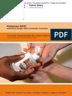 Pedoman Hand Hygiene