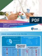 Yogurt Consumption Trends