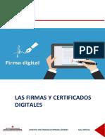 2.2. El Titular de La Firma Digital