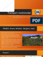 [Prezentare] Transport Multimodal