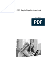 CAS Single Sign on Handbook