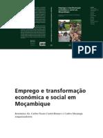 IESE Emprego e Transf Econ Social - Livro