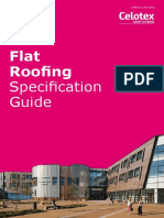 Flat-roofing Specificationguide Jan16