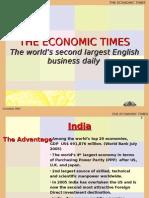 Economic Times Presentation