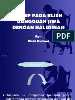 Askep Halusinasi-DIII Anastesi(3)