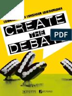 Create the Debate Updated 2016 v2