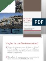 CONFLITOS INTERNACIONAIS 7