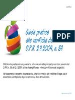 Guida DPR59-09
