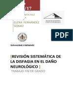 Disfagia en el daño neurologico