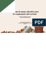 Sistema de Apoyo Educativo Para La Comprension Del Reciclaje