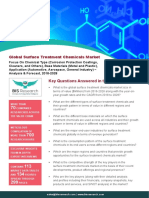Global Surface Treatment Chemicals