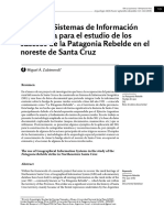 2018 - Zubimendi - SIG Patagonia Rebelde