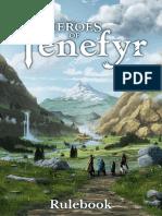 Heroes of Tenefyr Rulebook Lq1 2