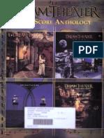Dream Theater - Full Score Anthology