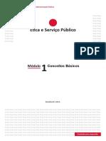 Módulo 1 - Conceitos Básicos ENAP - Ética e Serviço Público